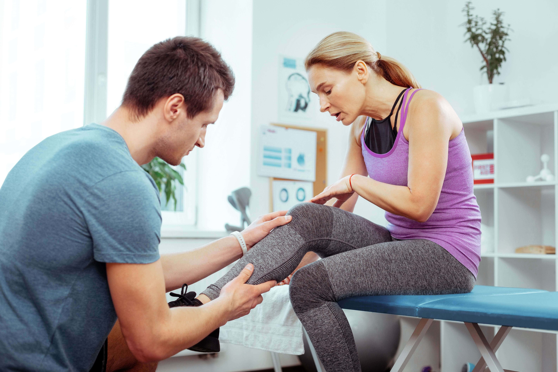 Leg pain Relief